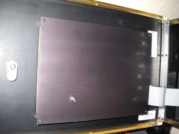 LTR8-128 inside front panel