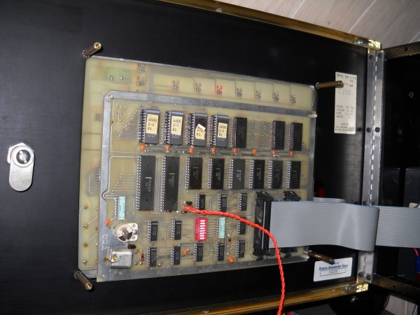 LTR8-128 computer board
