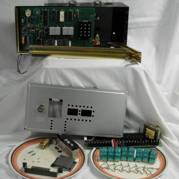 LTR6-384 parts pile