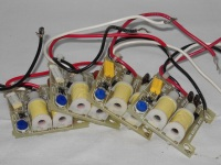 Simplex electronic receivers