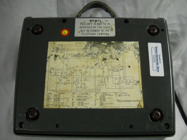 Teletrainer bottom