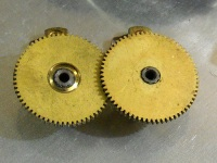 seconds drive gears