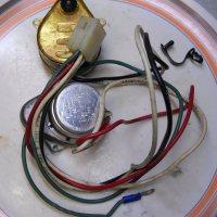 original motor set with Molex connectors