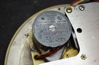 5-inch panel-mount GR reset motor